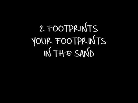 Sia - Footprints [Lyrics]