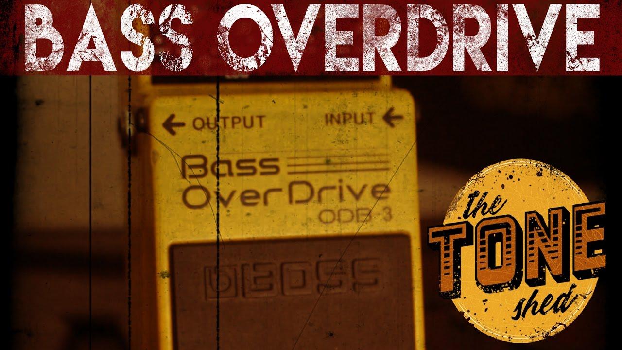 boss bass overdrive odb 3 demo youtube. Black Bedroom Furniture Sets. Home Design Ideas