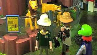 Playmobil Zoo Theme from Bunyip Toys Thumbnail