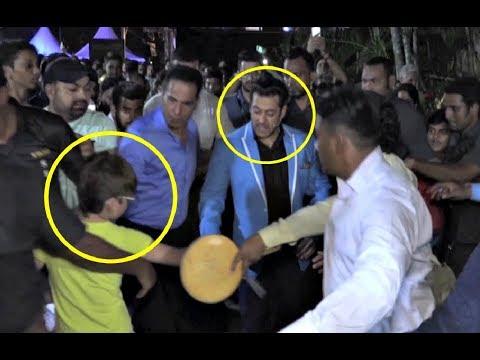 Salman Khan Fans Go Crazy At Bigg Boss 11 Launch