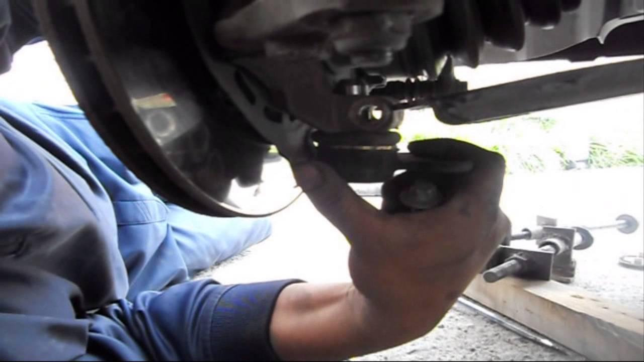 Cambio De Rotulas Syd De Un Corsa Hatchback 2007 1 8l