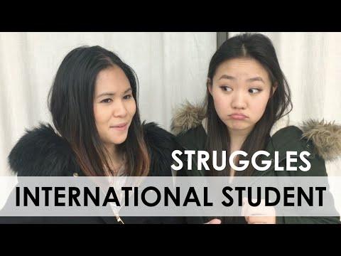 International Student Struggles