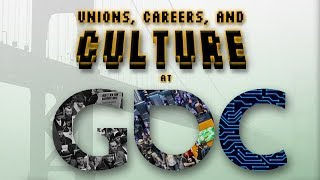 Unionization, Steady Careers, and Generations of Games Culture