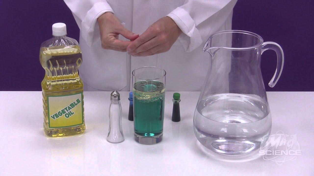 Make a Salt Lava Lamp - Mad Science - YouTube