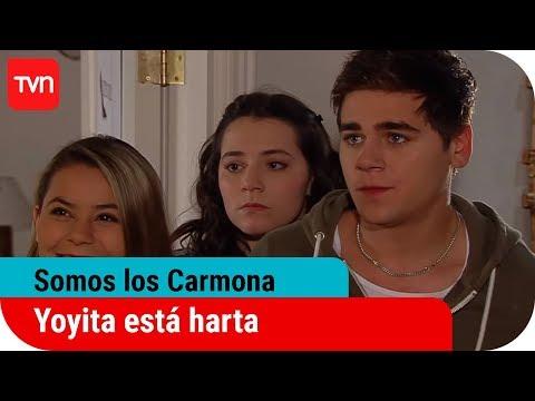 Somos Los Carmona Ep. 65: Yoyita está harta de Francisca
