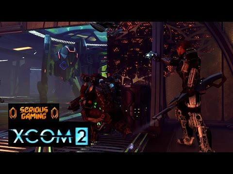 XCOM 2: Walkthrough - Part 53: Downed UFO [Legend][Ironman][Blind]