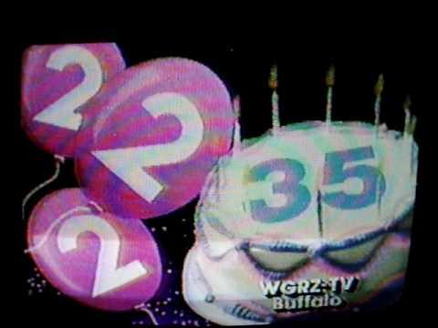 WGRZ 35th Anniversary 1989  .AVI