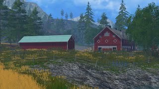 FS SouthWestNorway V Maps Mod Für Farming Simulator - Southern norway map ls15