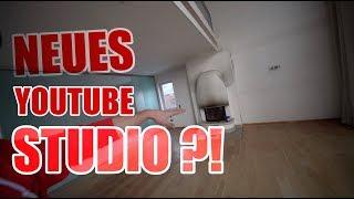Alles durcheinander 😱 Das neue Studio wird gebaut 🔥😁 | ItsMarvin