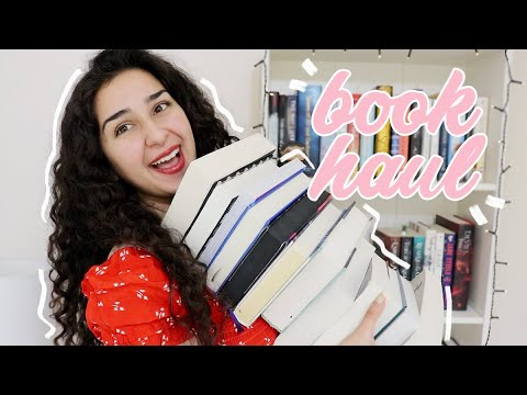 yup, it's a book haul