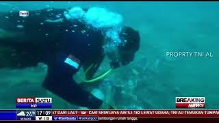 Video Penampakan Bawah Laut Tempat Jatuhnya Pesawat Sriwijaya Air