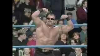 Buff Bagwell vs Goldberg