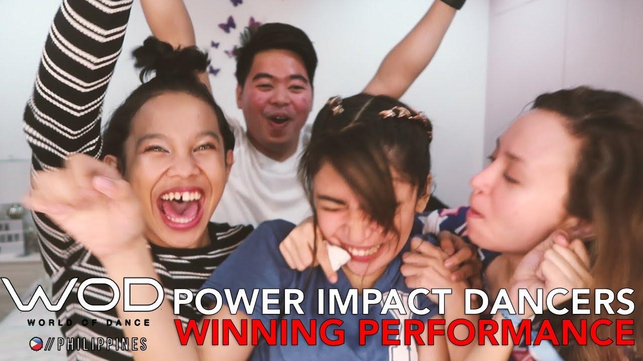 Power Impact Dancers - World of Dance Manila 2018 Performance Reaction