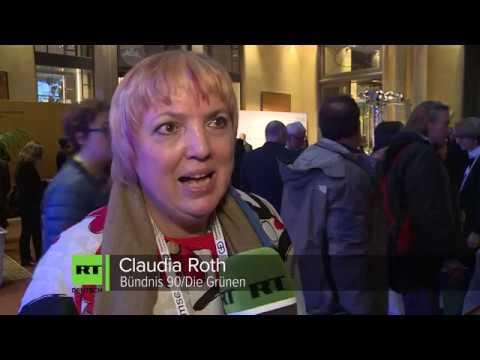 Claudia Roth: Vorgehen der Türkei in Syrien ist brandgefährlich.