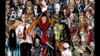 Самые популярные персонажи фильмов ужасов