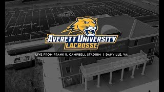 Averett men's lacrosse vs. Brevard