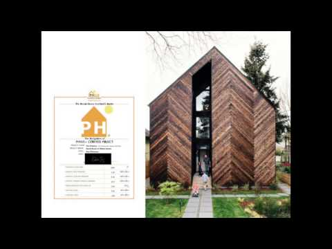2016 Green Building Slam: A Passive House for David Bowie – Malboeuf Bowie Architecture