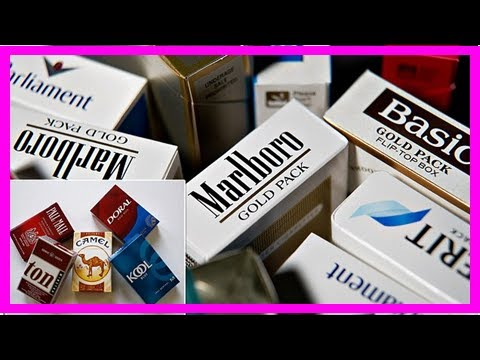 Us tobacco companies to run ads correcting years of lies | FishNews