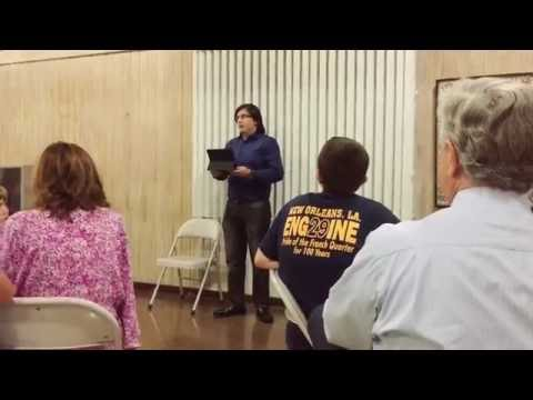 Speech at Potentia Academy Dinner