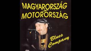 Blues Company - Visszajárnak a tegnapok (Official Audio)
