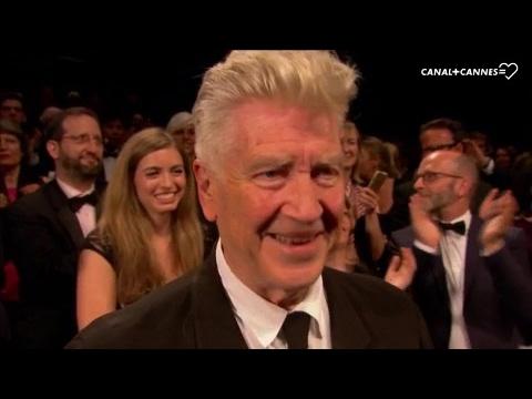 Standing ovation pour David Lynch - Festival de Cannes 2017