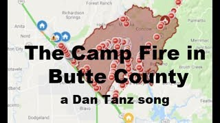 The Camp Fire in Butte County
