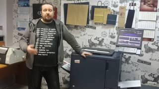 видео Цифровая широкоформатная печать. Широкоформатная печать недорого