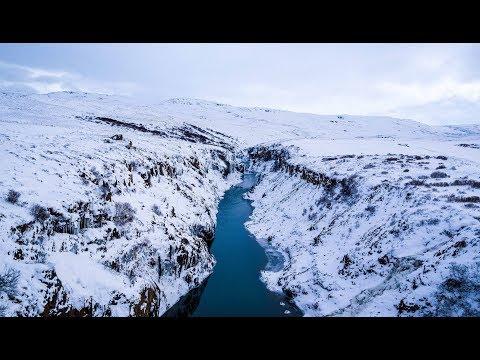 Ísland - Aerial Views of Iceland