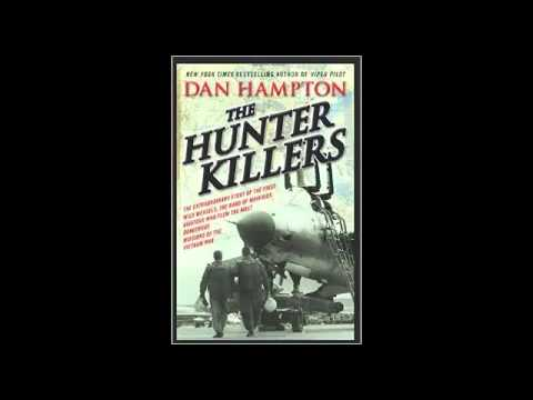 "Dan Hampton author ""The Hunter Killers"" on ""Book Talk"" radio"