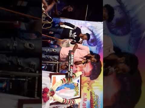 Chennai gana harish thala thalapathi song...