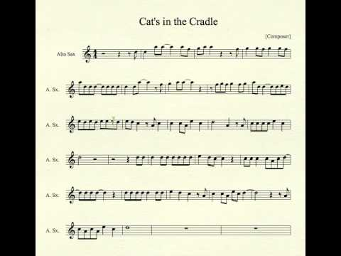 Youtube Music Videos Cats In The Cradle