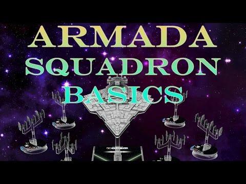 Armada - How Squadrons Work - The Basics