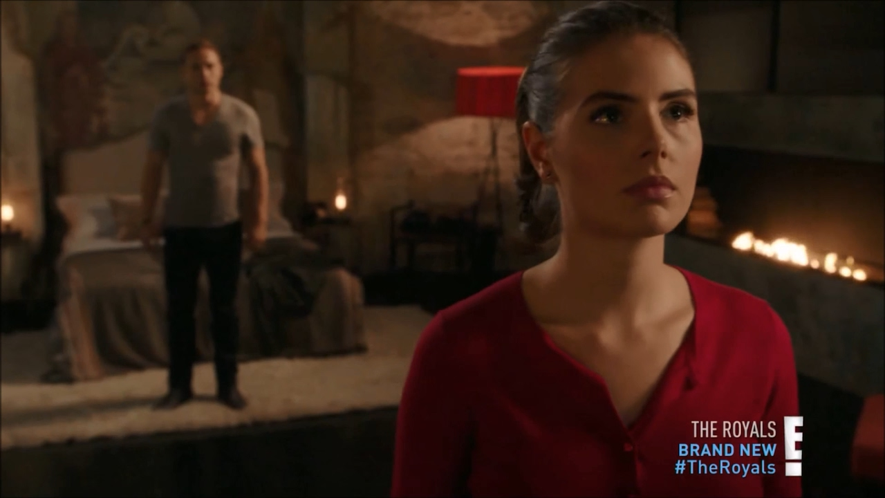 Download HD Liam and Willow - season 3 ep 8 - The Royals