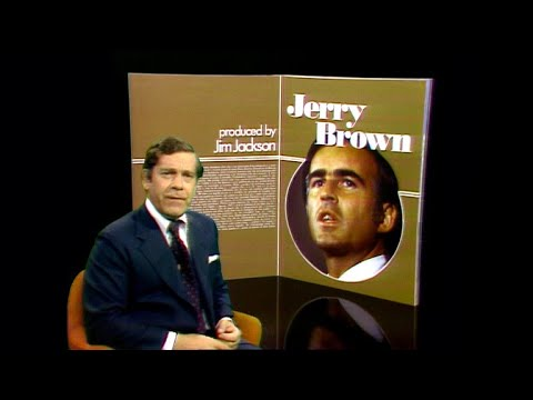 1976: The first time 60 Minutes met Gov. Jerry Brown