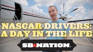 Nascar Drivers Who Fly Planes