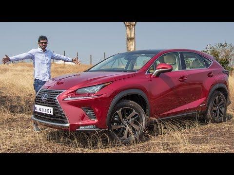 Lexus NX 300h Review + Goa BTS | Faisal Khan