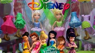Disney Fairies Tinker Bell & Periwinkle Share N