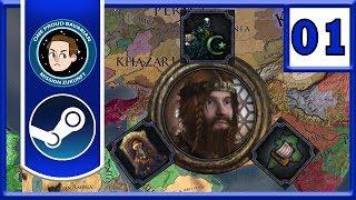 CK2 - Desert Vikings #1 - Dyre, Hunter Of Achievements
