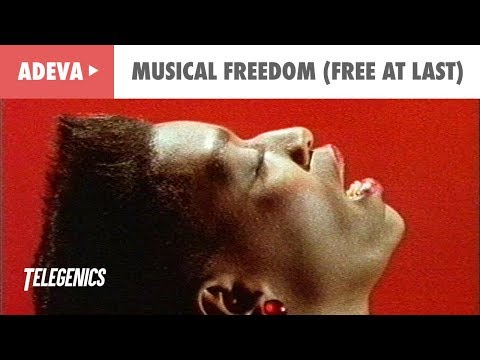 Adeva feat. Paul Simpson - Musical Freedom (Free At Last) (Official Music Video)