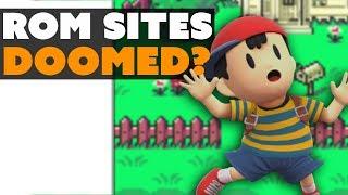 ROM Sites DOOMED?