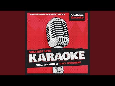 Close My Eyes Forever (Originally Performed by Ozzy Osbourne & Lita Ford) (Karaoke Version)
