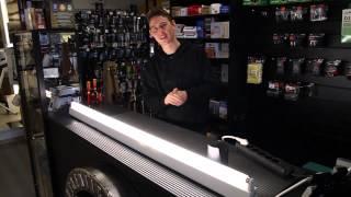 Showlite LED-Röhren 60cm & 150cm (Produktionformation und Einbau)