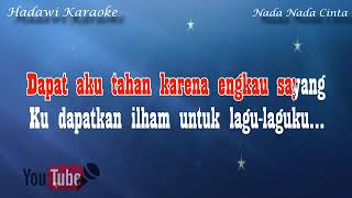 Gambar cover Nada Nada Cinta Karaoke Vidio
