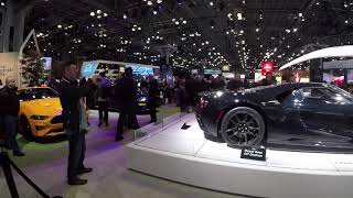 New York Auto Show 2018