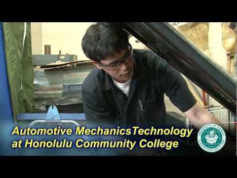 Automotive Mechanics Technology at Honolulu Community College