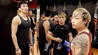 成吉思汗館內格鬥訓練-2017