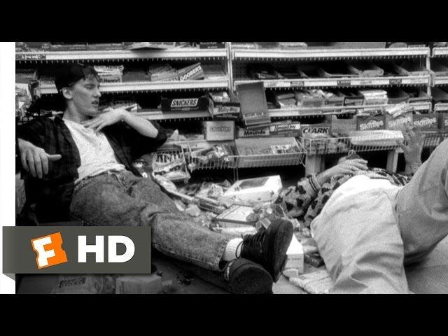 Clerks Quotes Try Not To