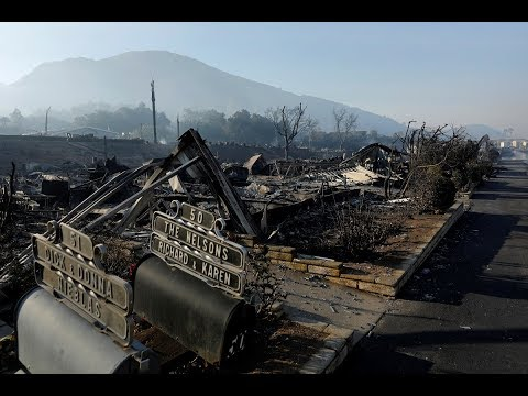 Winds fuel Southern California wildfires
