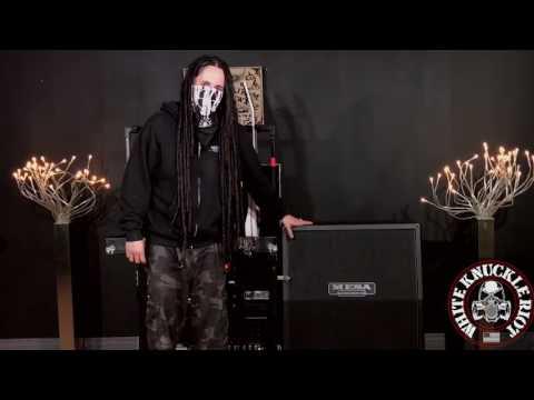 Music Insider Magazine WHITE KNUCKLE RIOT 'The Pagan' Rig Rundown