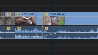 How to Fade In/Out using Keyframes in Premiere Pro 2019 (Show Line, Track Height)